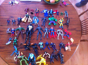 Marvel/DC figures and others Cornwall Ontario image 1