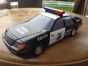 "Tonka 14"" Ford Crown Victoria Police cruiser (RARE)"