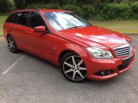 Mercedes-Benz C220 2.1CDI Blue F 2011MY CDI SE