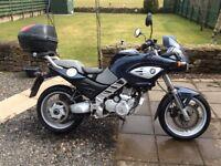 2004 Bmw f 650 cs motorbike bmw f650cs scarver 18,000 miles