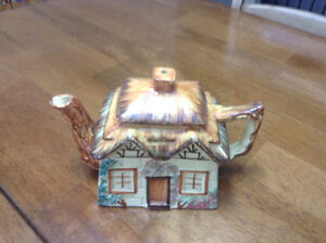 English Cottage Teapot for sale