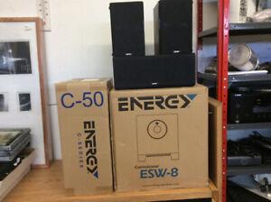 ENERGY Surround Sound System
