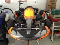 125 CRG F1K TAG Go Kart brand new open to trades