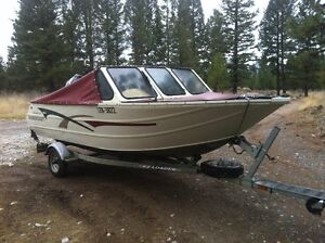Harbour Craft Nahanni 160 Mint one owner