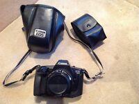 Canon EOS 650 film camera