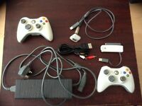 Xbox360 game accessories all in good condition in working condition