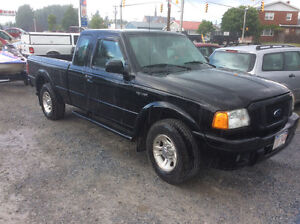 2004 Ford Ranger Edge 2wd 3.0 v6 auto extra cab 180 kms $3500.00