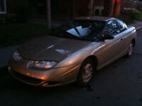 2002 Saturn S-Series Coupe Coupe (2 door)