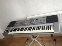 KORG PA80 ,,,works sounds great , but screen issue