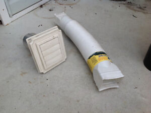 SIDING DRYER VENT COVER AND EVES EXTENTER AND MORE FOR SALE