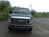 2008 Ford F250 Superdutty 6.4 diesel 4x4  extended cab 184 kms.