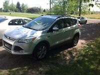 2013 Ford Escape Sel Cuir 2.0 litres Ecoboost GARANTIE FORD