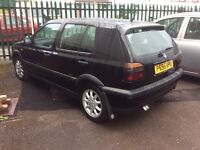 1996 P Volkswagen Golf 2.0 GTI Mark three-12 months mot-great example-treat you self-great value