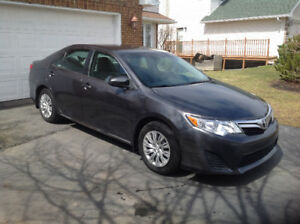 2014 Toyota Camry LE 2.5L  Bluetooth Backup Camera
