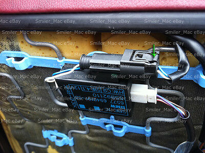 Removing the original plug