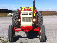 Tracteur White 1470 1970