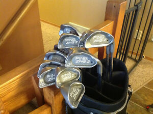 Ping Zing 2 Iron set
