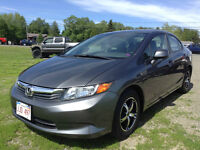 2012 HONDA CIVIC EX..SAVE$$ ON GAS & REPAIRS