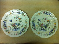 2 Assiettes Anciennes France - 2 Old Plates France