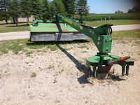JD 945 disc mower