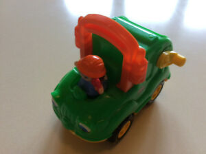 Camion de recyclage Fisher Price - Little People