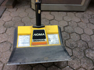 ELECTRIC SNOW BLOWER- NOMA BRAND