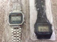 Brand new digital watches
