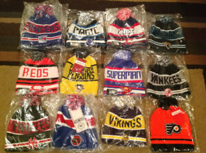 *** New BEANIES TOQUES TUQUES Neuf ***
