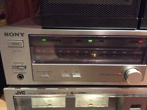 Vintage Sony STR-VX2 AM/FM Stereo Receiver - Made in Japan