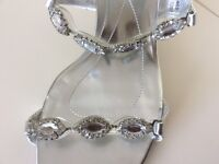 NEXT DIAMANTÉ SANDALS - NEW