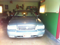 2006 Mercury Grand Marquis LS Premium Sedan