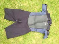 Men's Gul Response 3/2 shortie wetsuit (XL)