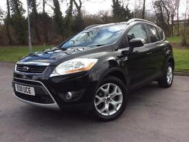 Ford Kuga 2.0TDCi ( 140ps ) 2009.5MY Zetec