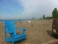 Beachfront Cottage at Port Stanley
