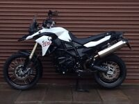 BMW F800 GS ABS 2014 Only 15884miles. Delivery Available *Credit & Debit Cards Accepted*