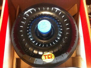 TCI 452690 High Torque Towing Converter C4 Ford