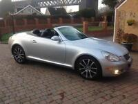 2007 07 Lexus SC 430 4.3 auto. Outstanding car. Huge spec.