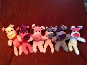 Hand Made Sock Animals Stratford Kitchener Area image 2