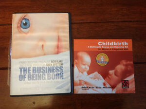 best DVD for natural birth