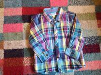 Ted baker boys shirt 9-12 months