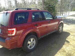2011 Ford Escape XLT FWD & 2006 Ford Explorer 4*4