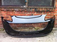 Vauxhall corsa E 2015 2016 genuine front bumper for sale