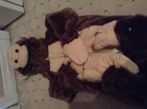 Monkey and spider costumes Kitchener / Waterloo Kitchener Area image 1