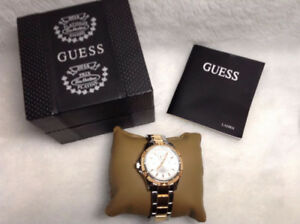 Womans tim hortons guess watch, brand new