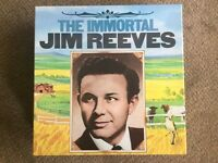 The immortal Jim reeves. Vinyl boxed set