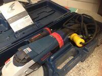 Bosch 2200 watt grinder
