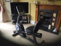 Pro form 425 ZLX Recumbent Exercise Machine.