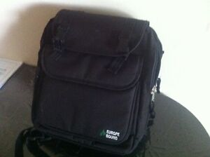 "Europe Bound 15.6"" laptop backpack"