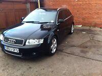 Audi a4 estate 1.9 tdi sport need gone £1350