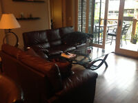 Beautiful Three Sisters Canmore Furnished condo!
